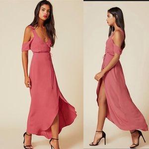 Reformation jules dress size 6